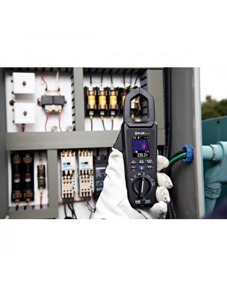 Medidor de tenaza termografico CM174