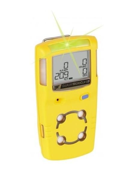 Detector de gases MicroClip X3
