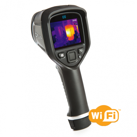 Camara termografica FLIR E6 WIFI