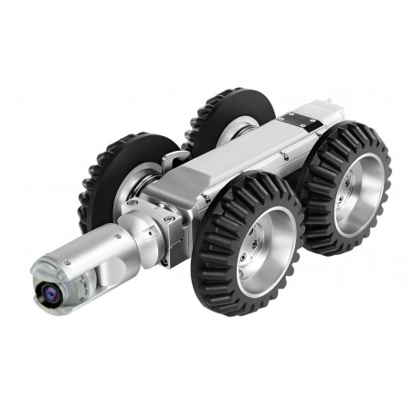 S100 - Pipeline robotics crawler