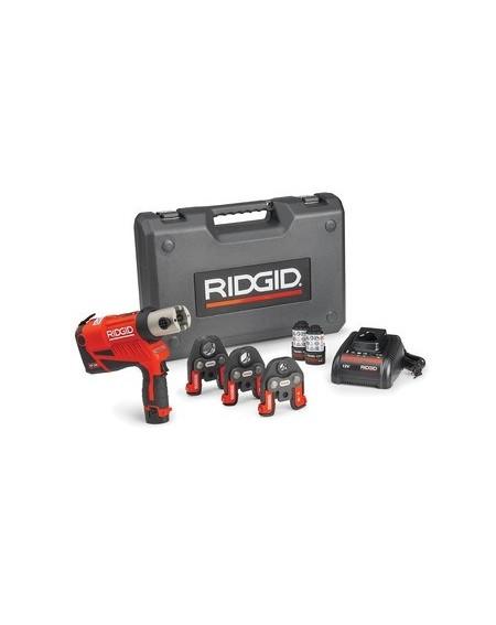 Maquina Prensar RIDGID RP 240 Kit
