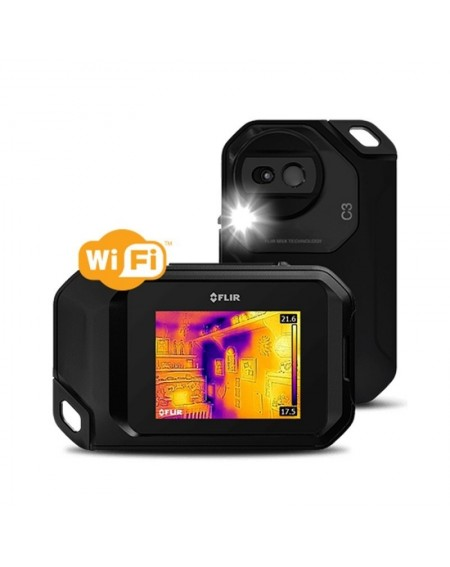 Camara termografica FLIR C3