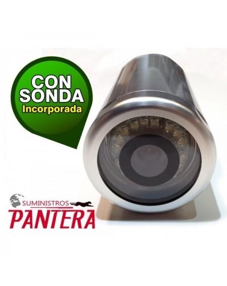 Cabezal de 50mm con SONDA