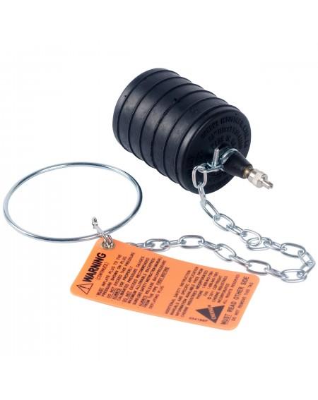 """Obturador Neumático 2.5"""" Con Rango De Uso (mm) : 48-70"""