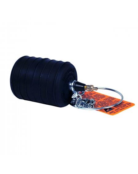 """Obturador Neumático 6"""" Con Rango De Uso (mm) : 138-159"""