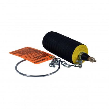 """Obturador Neumático 4-6"""" Con Rango De Uso (mm) : 87-155"""
