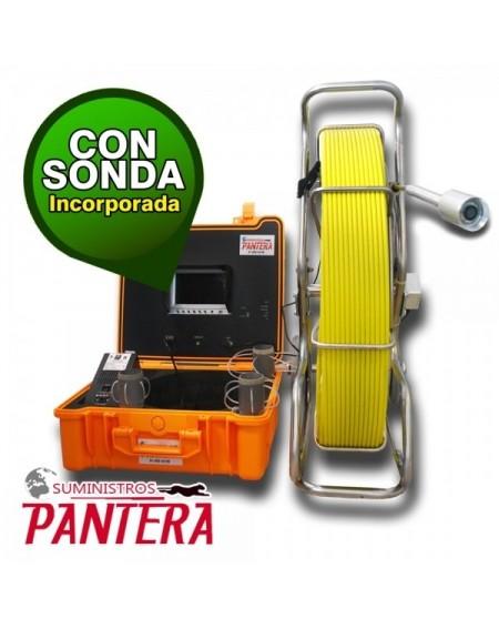 Panter F50 con Sonda