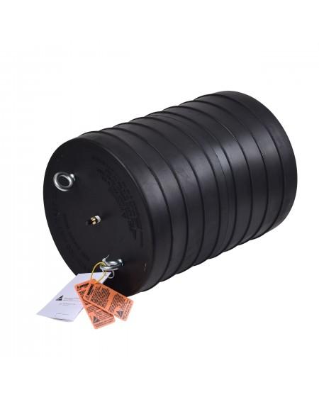 """Obturador para pruebas Neumático subterraneo 15-16"""" Con Rango De Uso (mm) : 356-413"""