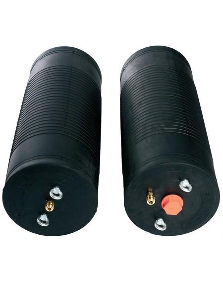 """Obturador Neumático High Performance Con Bypass 4"""" Plugsy 800-1800 Con Rango De Uso (mm) : 800-1800"""