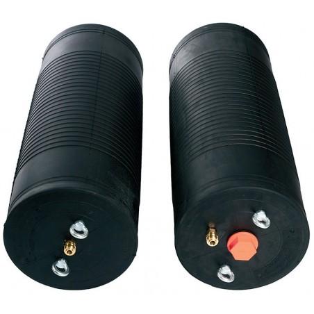 """Obturador Neumático Con Bypass 1/2"""" Plugsy 70-150 - 2 1/2""""-6"""" Con Rango De Uso (mm) : 70-150"""