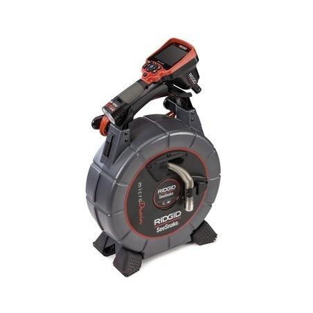 Sistema de inspección por vídeo SeeSnake® microDrain™ con CA-330