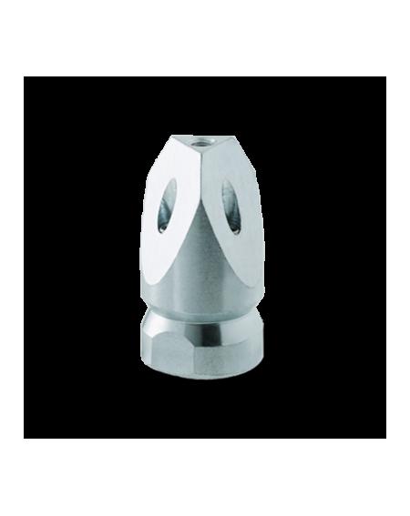 """Tobera TRIANGULAR 1/2"""" (30x55)mm"""