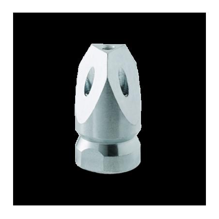 """Tobera TRIANGULAR 1/4"""" (20x35)mm"""