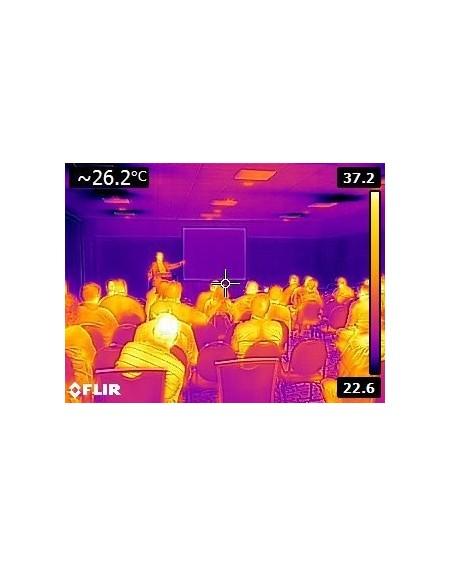 Camara termografica FLIR E8
