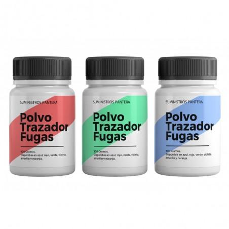 Tinte trazador para detección de fugas 100 mg