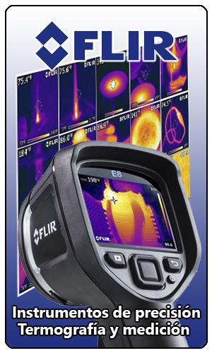Termografia higrometro