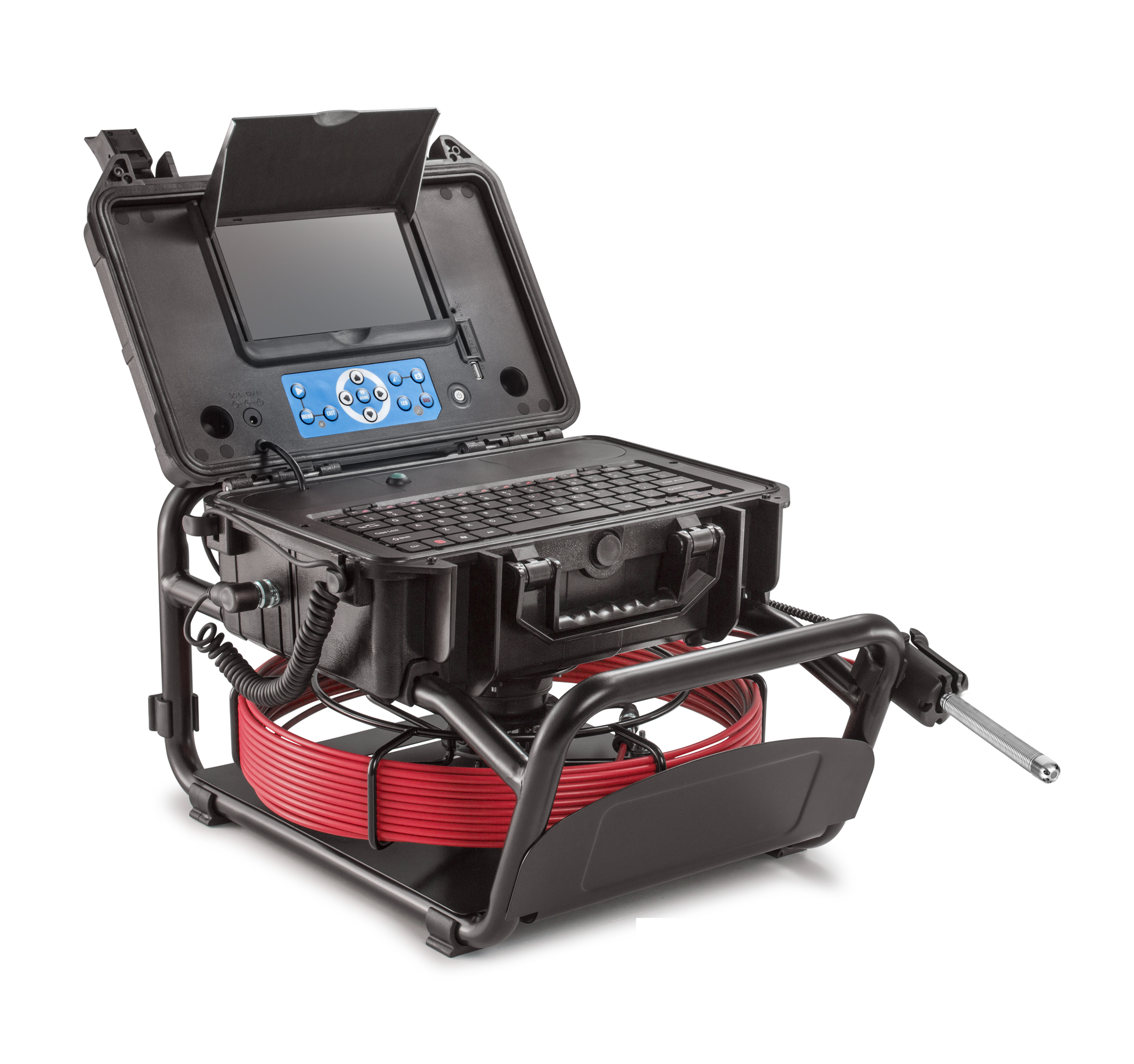 Camara de inspeccion de tuberias Panter F27 Mini