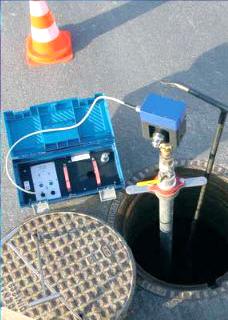 Sistema localizador de tuberías